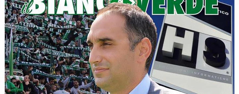 """Torna """"Il Biancoverde"""", da sabato in edicola il terzo numero"""