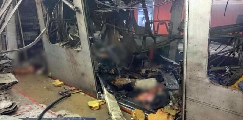 """""""Io sto bene e sono al sicuro"""", il terrore a Bruxelles raccontato da un irpino"""