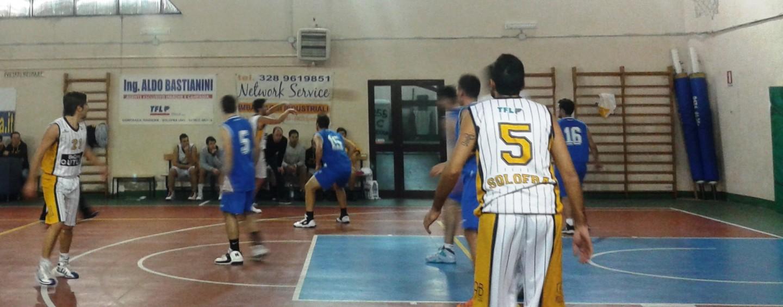 Basket Serie D, Cantelmo show: il Cab Solofra vola
