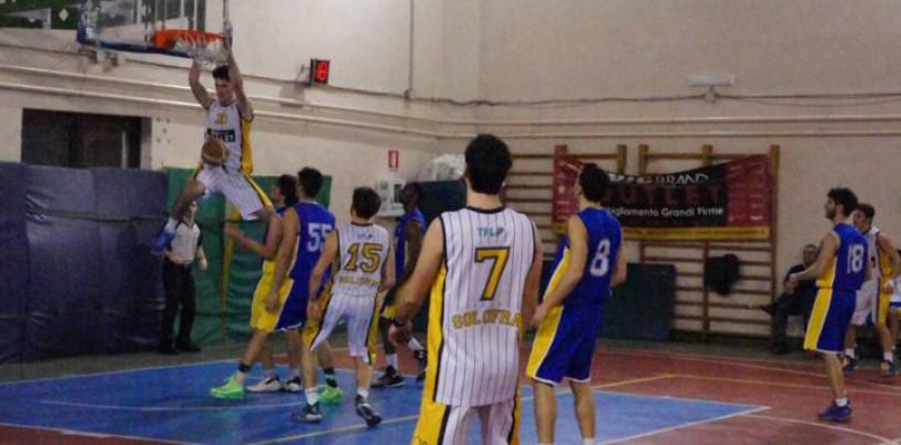 Basket Solofra – Il Cab stende Benevento e continua la scalata alla vetta