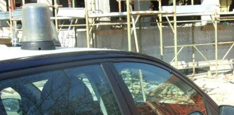 Sicurezza sui luoghi del lavoro, nei guai tre persone