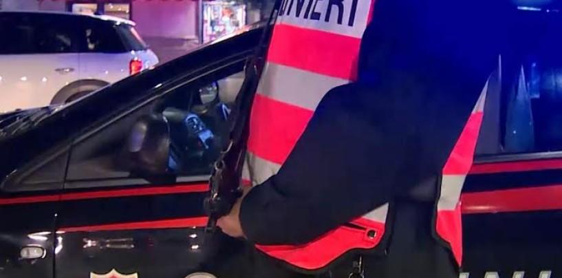 Ariano Irpino: braccati dai carabinieri, falliscono il furto di costosi trattori