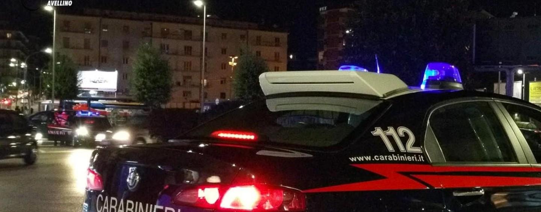 Da Napoli a Cervinara per commettere furti, allontanati tre pregiudicati di Rione Sanità
