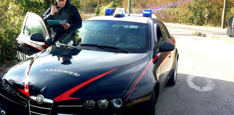 Perquisizioni a Baiano, i Carabinieri trovano munizioni in casa di un 55enne napoletano