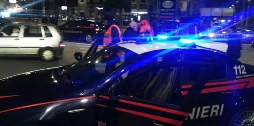 Giro di vite dei Carabinieri in provincia, multati venditori abusivi e Foglio di Via per quattro persone