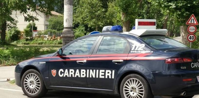 Raid notturno in un'abitazione di Montella, ladro acciuffato prontamente