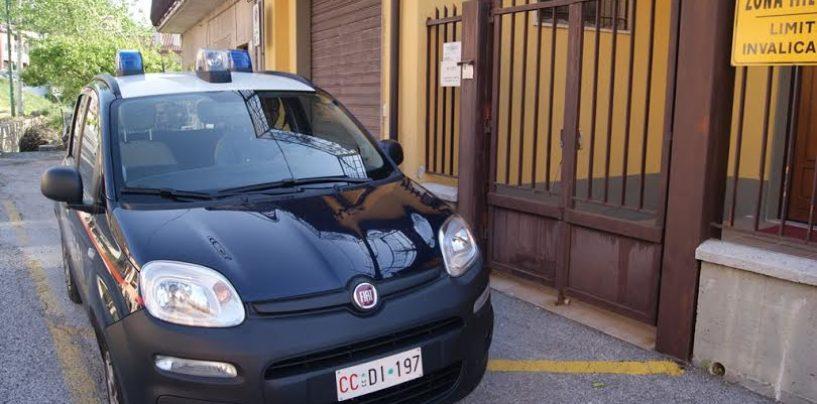 Montemarano, due denunce per abusivismo edilizio
