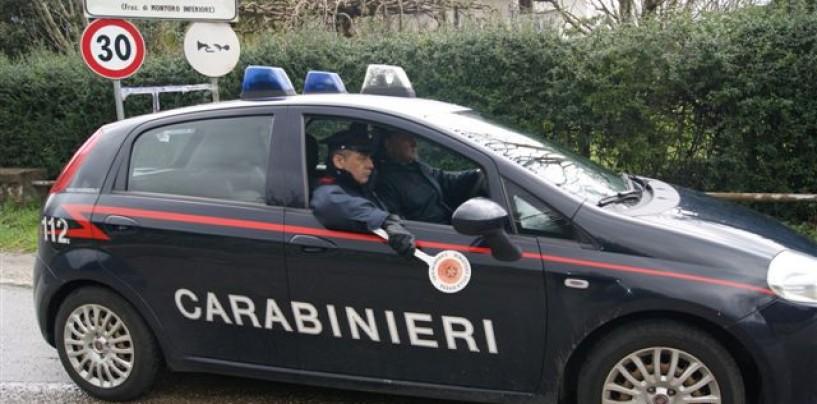 Montoro – Pregiudicato tratto in arresto dai Carabinieri