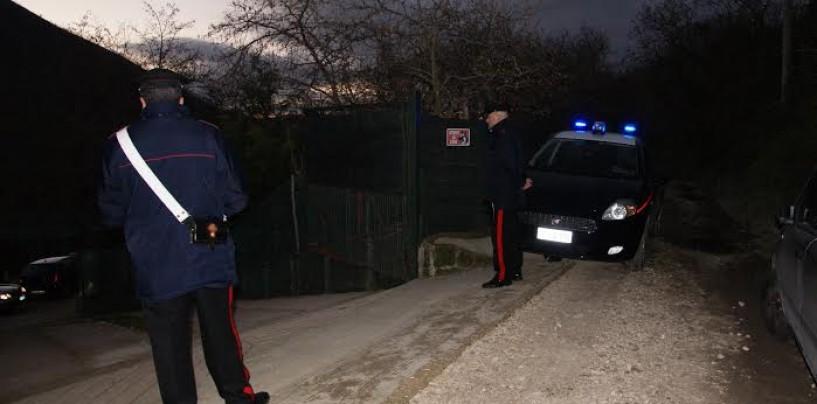 Montoro – Rubata un'auto ed attrezzature agricole: i Carabinieri ritrovano la refurtiva