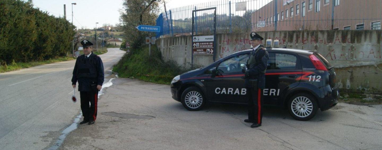 Controllo del territorio: 4 pregiudicati denunciati a Montefalcione, Venticano e Pietradefusi