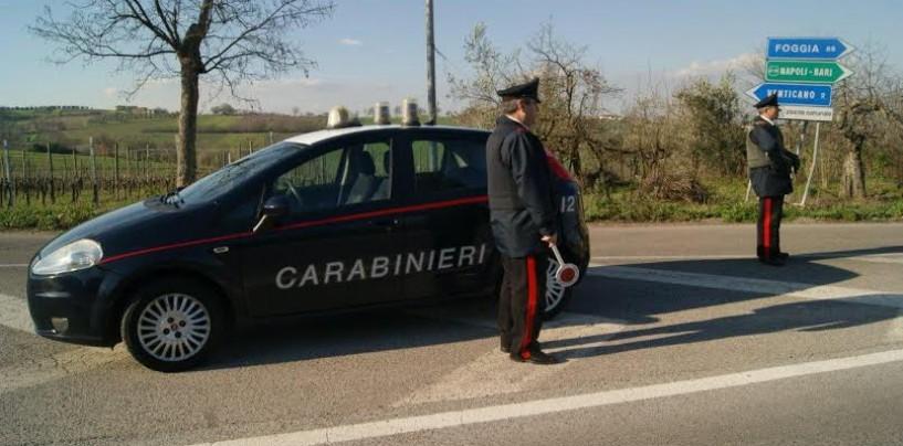 Extracomunitari in protesta a Venticano: Carabinieri presenti, ma non ci sono stati disordini