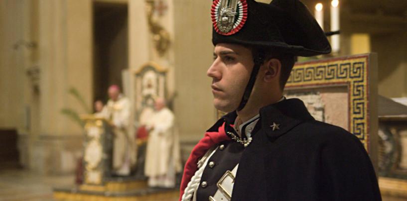 """Al Rosario la cerimonia in onore della """"Virgo Fidelis"""", Padrona dei Carabinieri"""