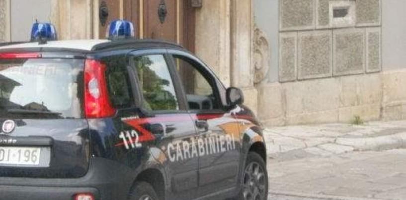 Frigento – Un arresto e tre denunce per furto in abitazione