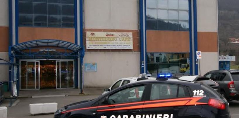 Monteforte, furto al Montedoro: scassinata la cassa del supermercato