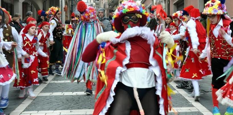 Moscati – Il Carnevale arriva in pediatria