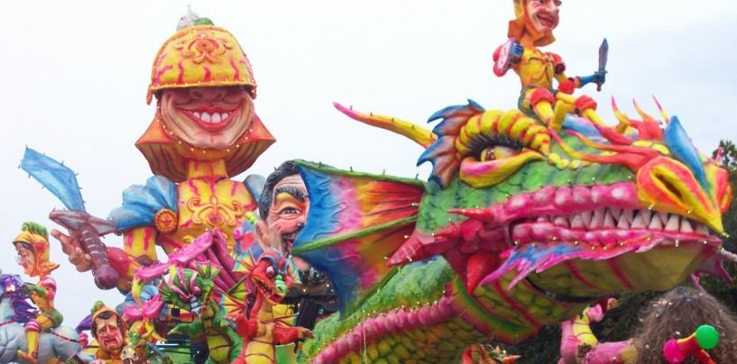Forino, il programma del Carnevale Forinese 2016