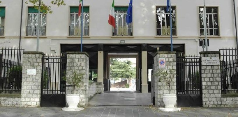Caserma Berardi, cambio al vertice del 232° Reggimento Trasmissioni