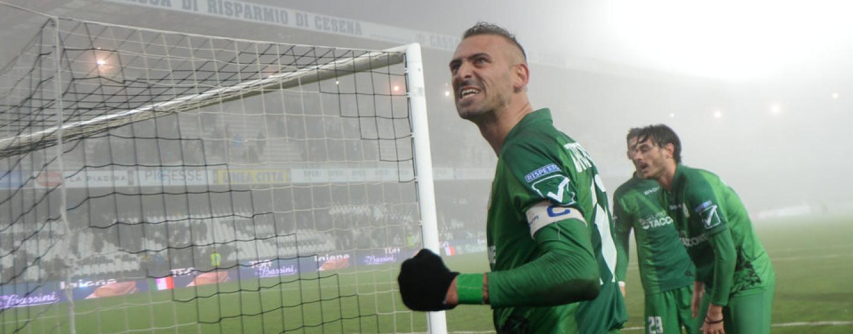 Calcio – Delirio Avellino: a Cesena è cinquina biancoverde. Rivivi il live