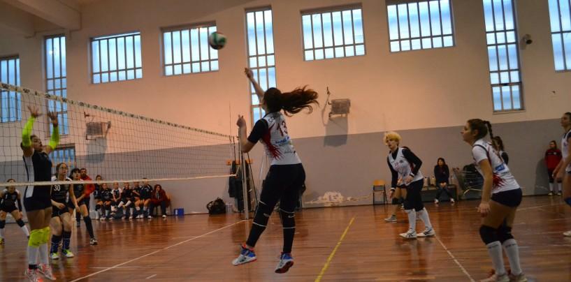 Prima divisione, la Green Volley non sa più vincere: sconfitta 3 a 0 a Montesarchio