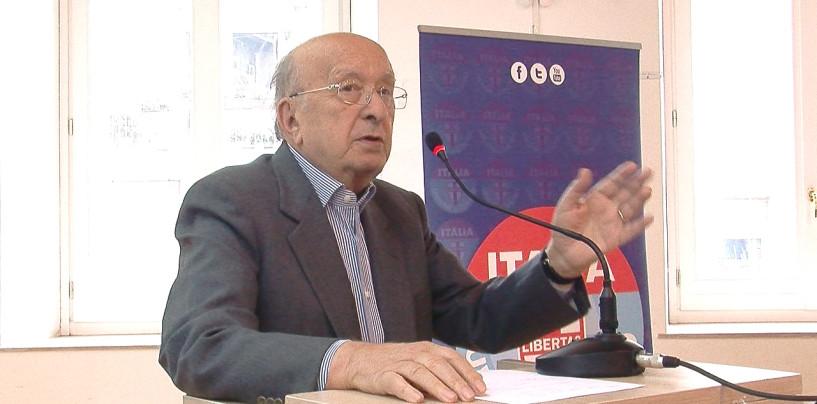 """Referendum, De Mita: """"Governo in Irpinia per dire di non aver fatto nulla"""""""