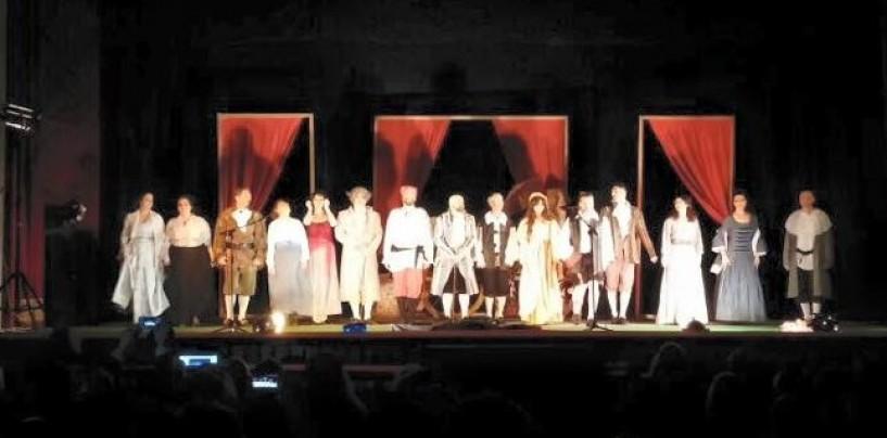 """Clan H, il laboratorio teatrale di Salvatore Mazza porta in scena """"Ballata di un'anima"""""""