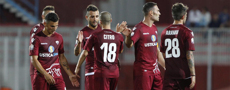 Avellino Calcio – Tris di recuperi per Cosmi, ma il Trapani non cambia volto