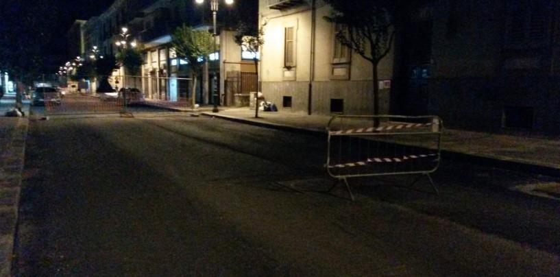Corso Europa: chiusura al traffico per operazioni di collaudo