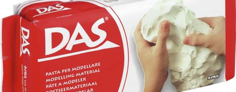 Tracce di amianto nella famosa pasta modellante DAS