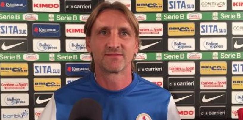 """Avellino Calcio – Bari, Nicola scarica l'attesa: """"Sarà una partita come tutte le altre"""""""
