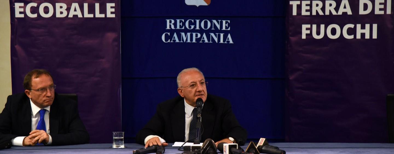 De Luca, il 29 ottobre il Governatore chiese alla Procura di Roma di essere ascoltato