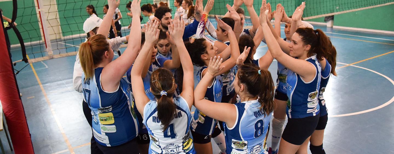 Volley, il derby è del The Marcello's: Alessia Alborea sconfitta 3 a 1