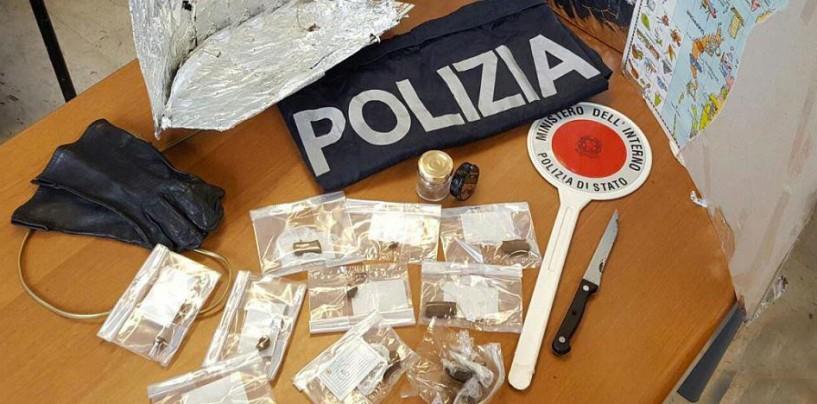 Secondigliano, contrabbando di sigarette e spaccio: scattano denunce e sanzioni