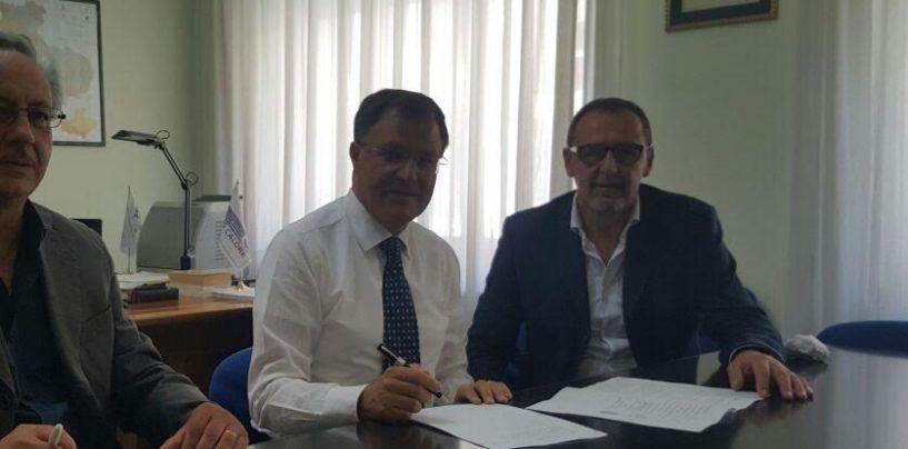 Lavori alla rete idrica di Capriglia, firmato il protocollo con Alto Calore