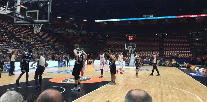 Basket – Scandone, il giorno dell'esordio della Sidigas alla Final Eight