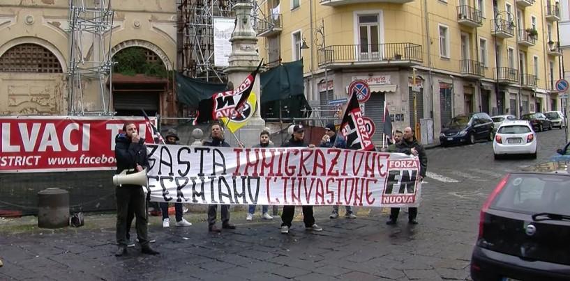 """Migranti, """"Forza Nuova"""" si appella al nuovo Prefetto Tirone"""