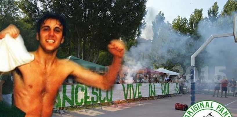 Il Campetto di Basket del Santo Spirito dedicato alla memoria di Francesco Silvestri