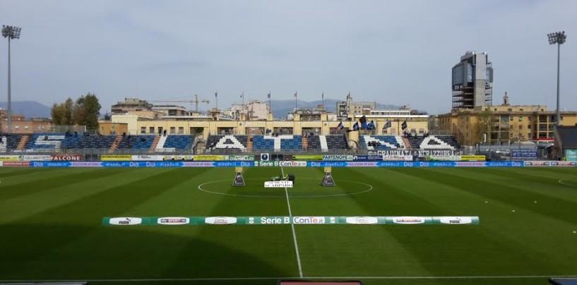 Latina-Avellino per pochi intimi: il Comune chiude metà stadio