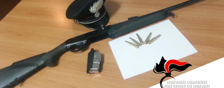 Conza, i carabinieri sorprendono un cacciatore di frodo nell'oasi di protezione
