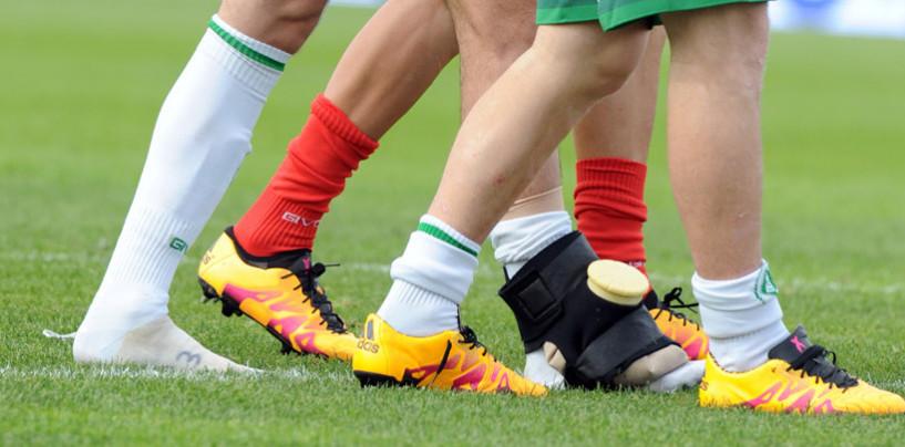 Avellino Calcio – Il report infortuni: la caviglia di Gavazzi di nuovo ko
