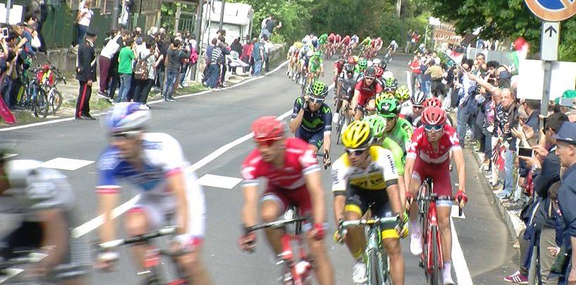 Giro d'Italia, il 12 Maggio la tappa irpina con arrivo a Montevergine