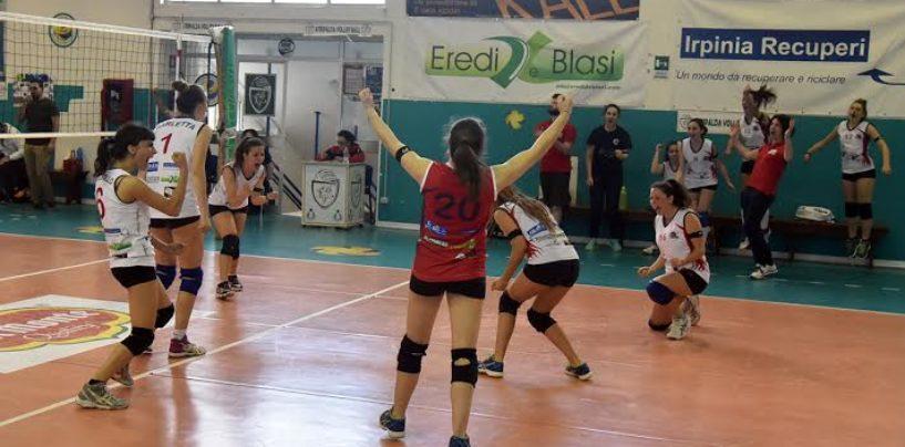 I Divisione, la Green Volley batte il Quadrelle e vola in finale play off