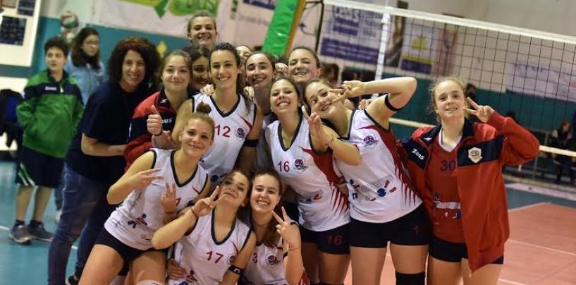 Green volley, continuano i successi per le ragazze della I divisione e dell'under 18