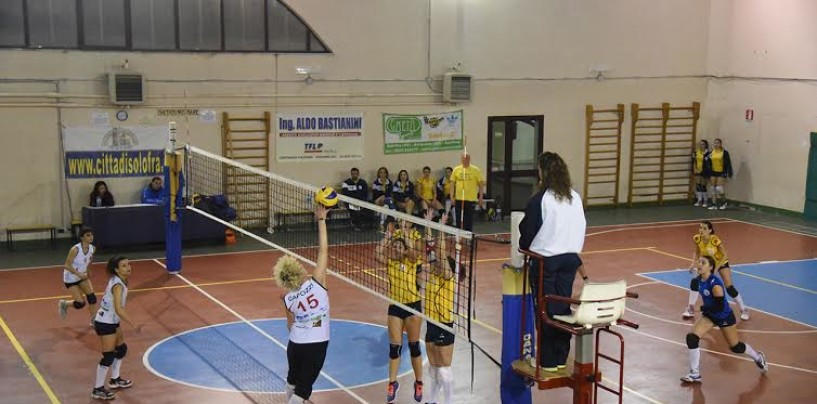 La Green Volley ritorna alla vittoria, sconfitta Solofra al tie break
