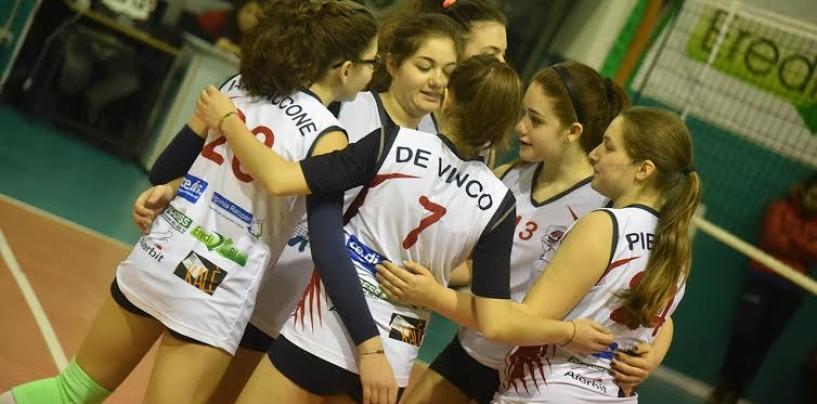 Under 18, la Green Volley vince a Montella nel ricordo di mister Matarazzo