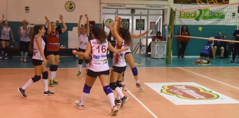 """La Green Volley batte Cesinali e vola in vetta alla classifica. Zaolino: """"Vogliamo vincere il campionato"""""""