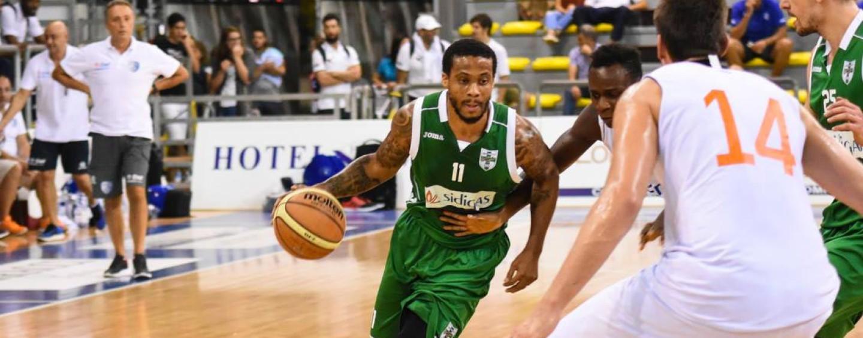 """Basket Avellino, Green: """"Avvio complicato ma abbiamo i mezzi per fare meglio"""""""