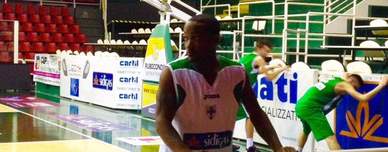 Sidigas Avellino, primo allenamento per Marques Green al ritorno in biancoverde