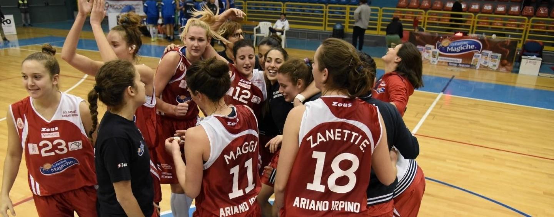 Basket Ariano: arriva Salerno, Le Farine Magiche pronte al riscatto