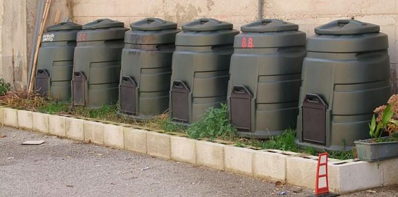 Atripalda, al via distribuzione compostiere comunali