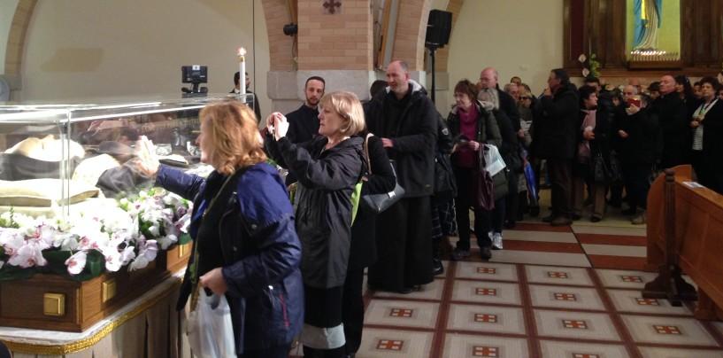 Padre Pio: in 25mila ad accogliere il Santo a Pietrelcina, il programma di oggi